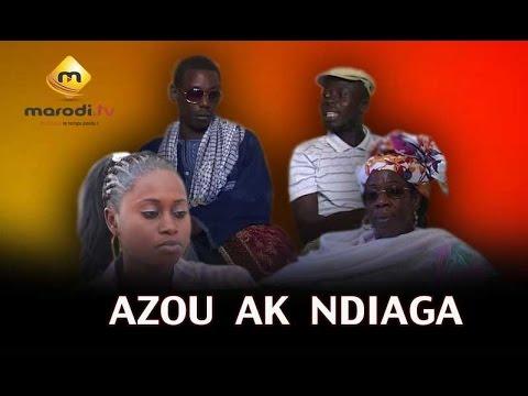 Théatre Sénégalais - Azou ak Ndiaga - (MBA)