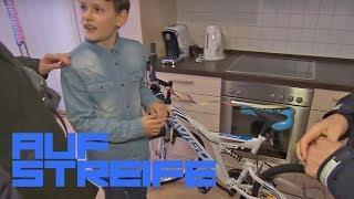 Happy Birthday, Ben! Wer verschenkt ein geklautes Fahrrad? | Auf Streife | SAT.1 TV
