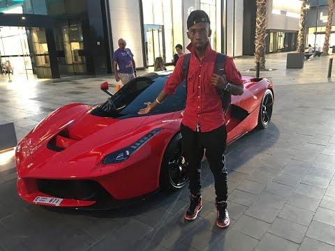 50 Cent Ferrari Collection