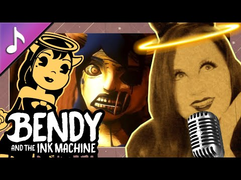 ALL EYES ON ME ❤ BENDY And The Ink Machine ❤ Painting/Cover ❤