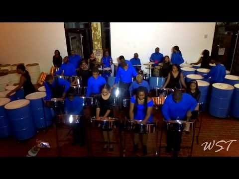 Fast Wine - CASYM Steel Orchestra - Homegrown 2017 Concert