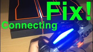 PS4 Controller won't connect HOW TO FIX!