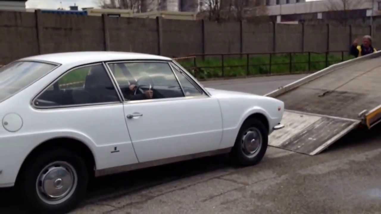 FIAT 124 Coupe' Vignale 1200 Del 1969