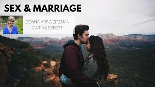 Sex & Marriage | Donna Arp Weitzman, Dating Expert
