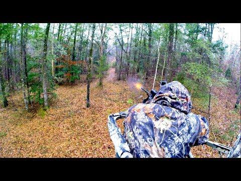 Bama Deer Hunt During the Rut