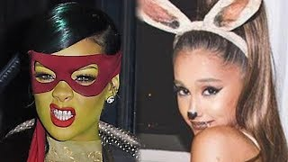 10 Celebs Who Are Even More Halloween-OBSESSED Than You