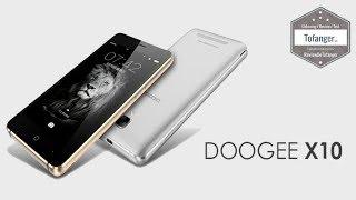 Doogee X10 : smartphone 3G premier prix a 50 €