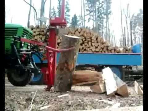 Holzspalter Holzhäuer Hsp20 Bausatz : spalten mit hydraulikspalter eigenbau teil 2 youtube ~ Yuntae.com Dekorationen Ideen