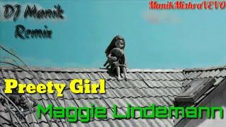 Maggie Lindemann - Pretty Girl (Remix DJ Manik) Neue Video-2018    Animierte Version (Offizielles Video)