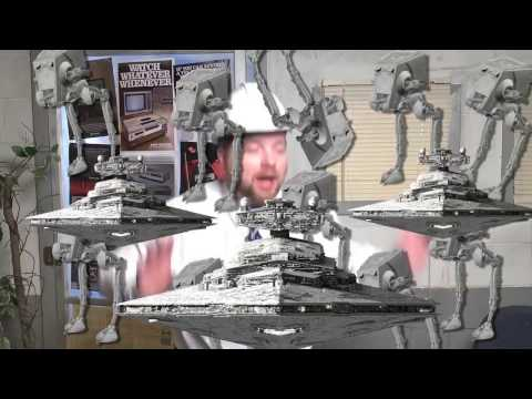 Rich Evans - Star Destroyer!