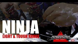 Daiwa Ninja LT video
