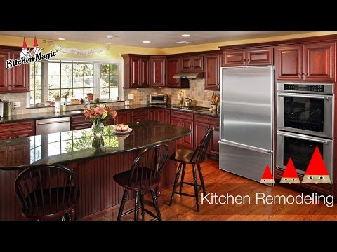 Kitchen Magic Commercial - YouTube