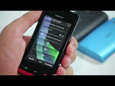 Smartphone Nokia 500 3G Desbloqueado Quadriband - Lojas Colombo