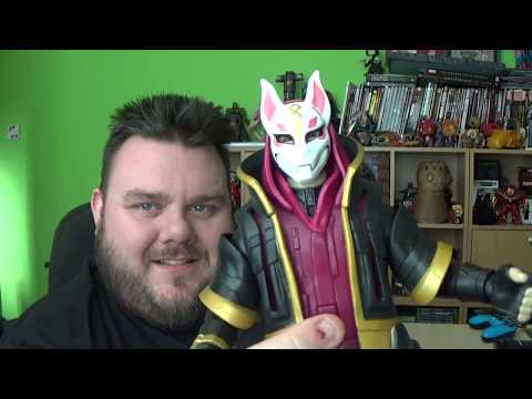Fortnite Victory Series Drift With Lights And Sounds 30cm Action Figure Jazwares Toy Review