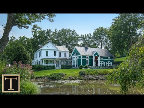 137 Hilltop Road, Mendham NJ - Real Estate for Sale