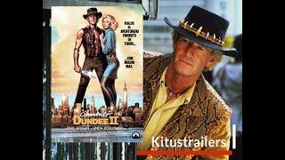 Cocodrilo Dundee 2 Trailer (Castellano)