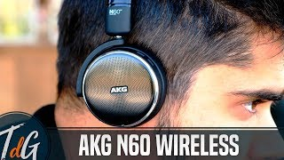 AKG N60 Wireless, review en español