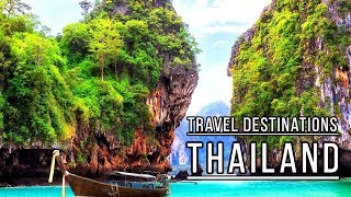 Places To Visit In Thailand | Top 5 Best Places To Visit In Thailand 2019