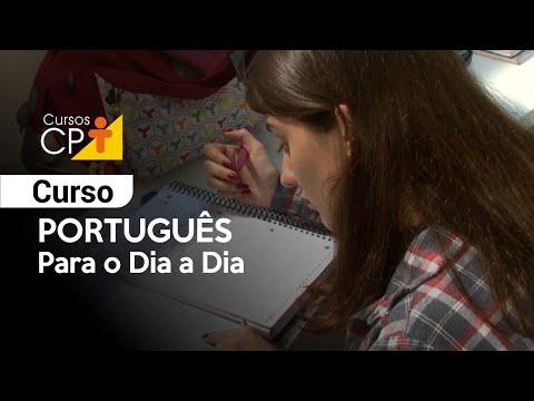 Clique e veja o vídeo Curso Português para o Dia a Dia