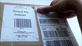 Планшет Dell Venue 11 Pro - распаковка