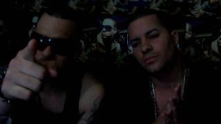 """Wibal & Alex @ Saludando A Miguel """"El Josiador"""" (FlowHot.NeT) (BaniCrazy.NeT)"""