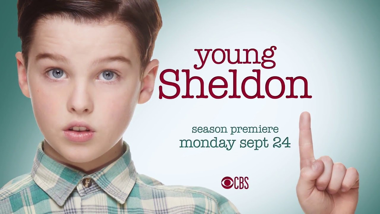 """Download Young Sheldon 2x01 All Sneak Peeks """"A High-Pitched Buzz and Training Wheels"""" (HD)"""
