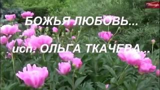 Божья любовь - Ольга Ткачева(, 2016-05-16T06:22:03.000Z)