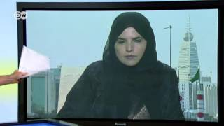 جدال بين شيخ و سيدة سعودية هربت من ولي امرها: