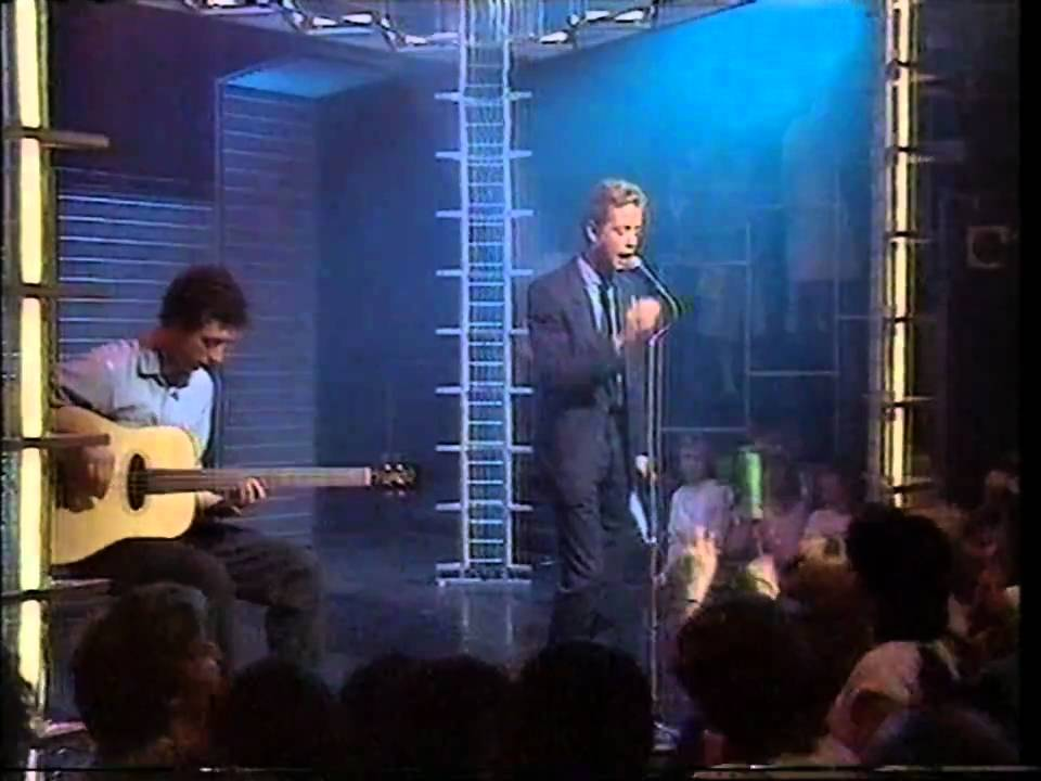 Nick Heyward Whistle Down The Wind Top Of The Pops 1983 Youtube