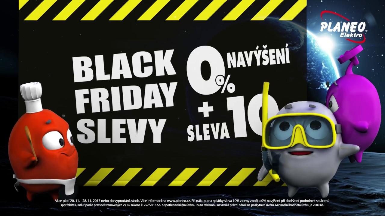 2dd4582b6 PLANEO Elektro Black Friday slevy a při nákupu na splátky 0% navýšení a sleva  10% - 20.-28.11.2017