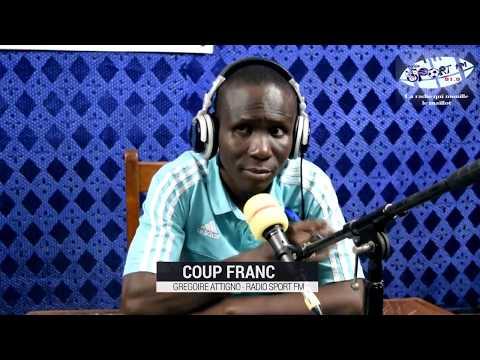 SPORTFM TV - COUP FRANC DU 19 AVRIL 2018 PRESENTE PAR GREGOIRE ATTIGNO