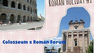 ROMAN HOLIDAY #2 - I FOUND PINOCCHIO!  | KELSEY