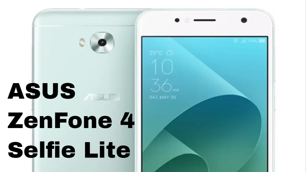 d2baa14b3 ASUS Zenfone 4 Selfie Lite with 13MP front camera launched