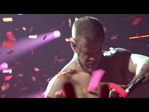 Imagine Dragons - Live @ Festhalle Frankfurt GERMANY 19.4.20