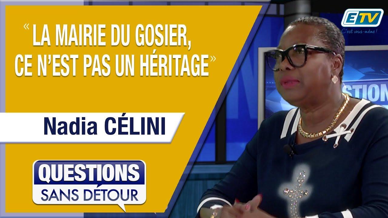 Questions Sans Détour avec Nadia CÉLINI
