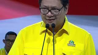 Pantun 2019 untuk Golkar dan Jokowi