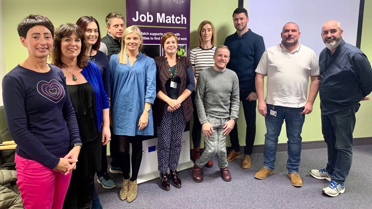 Disability Action Job Match - Our Team, Service & Impact