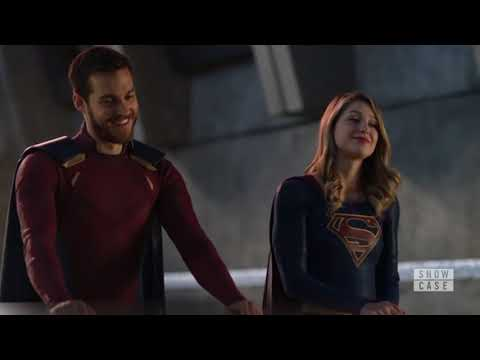 Supergirl 3x21. Kara and Mon-El. it would be lovely to have you there
