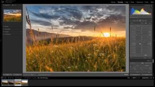 Создание  HDR в Lightroom CC 2015 плюс  обработка