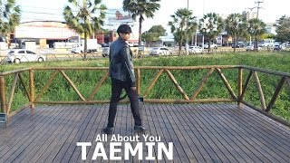 Скачать TAEMIN 태민 All About You Cover By Thigs