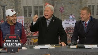 Lee Corso 'Head Gear Pick': Clemson vs Boston College and more | College GameDay
