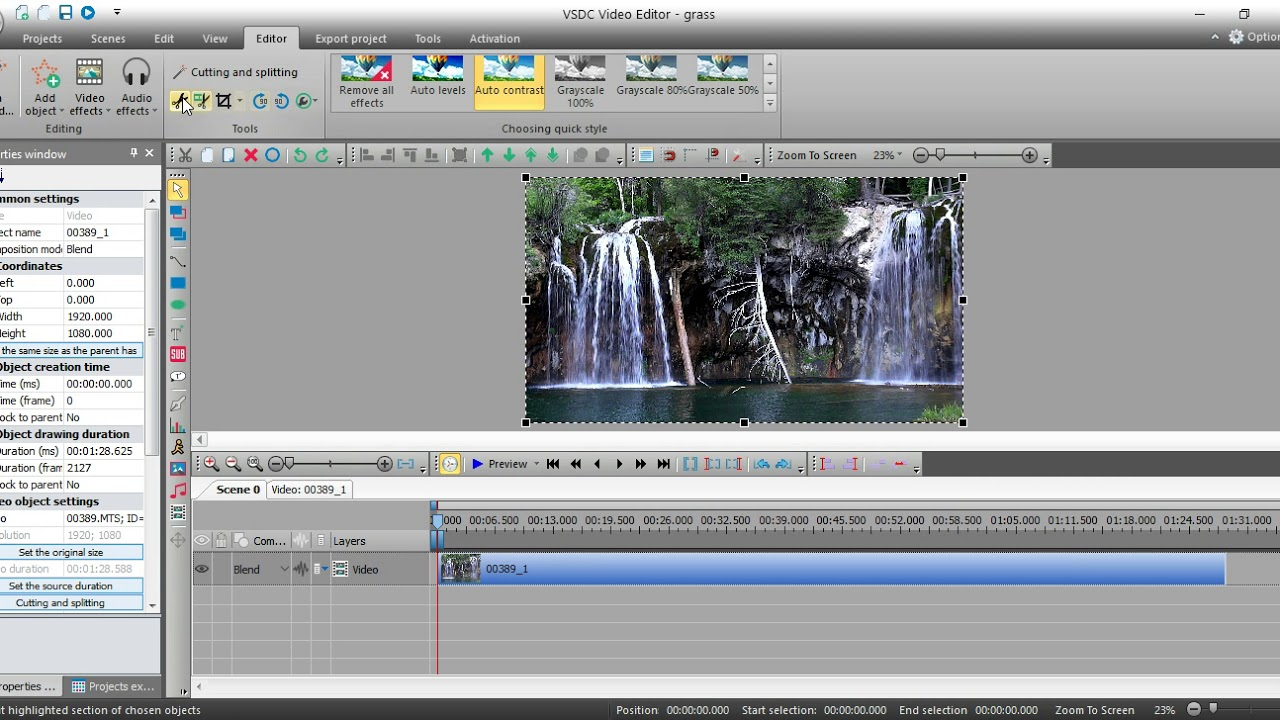 sound remover from video software free download