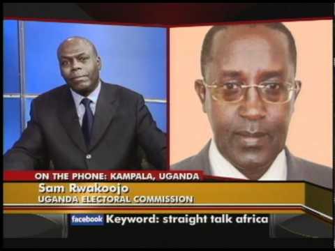Straight Talk Africa: Sam Rwakoojo Talks Uganda Elections ...