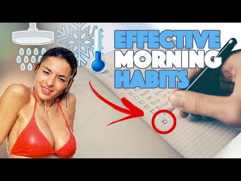 8 Effective Morning Habits of Successful People - Best Morning Routine to Win the Day