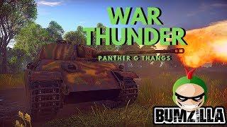 War Thunder ( Panther G Thangs )