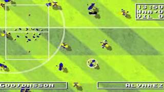Marcel Desailly Football Advance sur GameBoy Advance