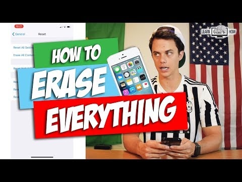 How to Erase Everything on Your iPhone