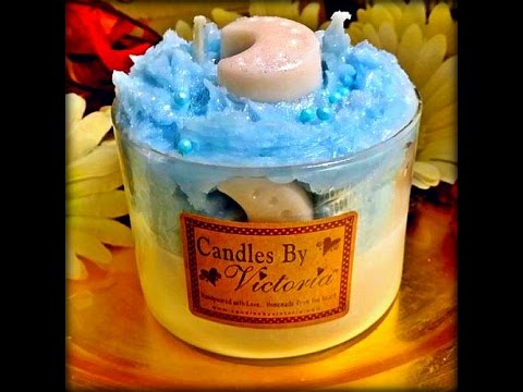 Candles By Victoria Chit Chat & Giveaway -  Luna Lullaby