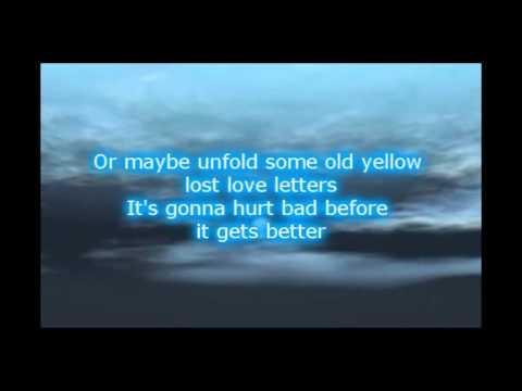 Keith Urban  - Tonight I Wanna Cry Lyrics