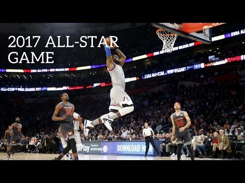 "2017 NBA All-Star Game Mix - ""Broccoli"" ᴴᴰ"